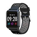 Χαμηλού Κόστους Θήκη Βούρτσας Τουαλέτας-sn60 plus έξυπνο ρολόι bt fitness tracker ip68 αδιάβροχο smartwatch συμβατό τηλέφωνο samsung / android / iphone