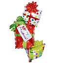 Χαμηλού Κόστους Μπαλόνι-Διακόσμηση Διακοπών Διακοπές & Χαιρετισμοί Διακοσμητικά αντικείμενα Διακοσμητικό Κόκκινο 1pc
