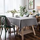 זול וילונות חלון-עכשווי יום יומי סיבי פוליאסטר ריבוע Cube כיסויי שולחן אחיד ידידותי לסביבה עמיד במים לוח קישוטים