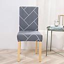 Χαμηλού Κόστους Κάλυμμα καρέκλας-Κάλυμμα καρέκλας Contemporary Εκτυπωμένο Πολυεστέρας slipcovers