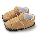 זול זכרון-בנים צעדים ראשונים קנבס סנדלים תינוקות (0-9m) / פעוט (9m-4ys) כחול כהה / אפור / חום קיץ