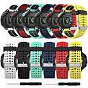 billiga Smartwatch-band-mjukt silikon ersättningsband för garmin forerunner 235/220/230/620/630/735 smart klocka