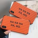 billige Stearinlysdesign-Etui Til Apple iPhone XS / iPhone XR / iPhone XS Max Støtsikker / Støvtett / Vannavvisende Bakdeksel Ensfarget Myk TPU