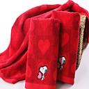billige Vaskehåndklæ-Overlegen kvalitet Vaskehåndklæ, Tegneserie Ren bomull Baderom 1 pcs