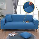 baratos Cobertura de Sofa-Cobertura de Sofa Sólido / Clássico / Contemporâneo Impressão Reactiva Poliéster Capas de Sofa