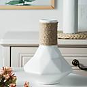 billige Vaser & Kurv-1pc Vaser og kurv Uregelmessig form Keramisk Moderne / Nutidig