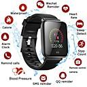 ราคาถูก Smartwatches-Stq9 smart watch ความดันโลหิตอัตราการเต้นหัวใจการนอนหลับการตรวจสอบการออกกำลังกาย t rkcer กีฬาผู้ชายผู้หญิงสร้อยข้อมือสำหรับ android ios