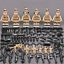 Χαμηλού Κόστους Building Blocks-ENLIGHTEN Τουβλάκια Τουβλάκια μινιατούρες Κατασκευασμένα Παιχνίδια Εκπαιδευτικό παιχνίδι 11 pcs Στρατιωτικό Πολεμιστής Κάστρο Αγορίστικα Κοριτσίστικα Παιχνίδια Δώρο