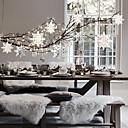Χαμηλού Κόστους Χριστουγεννιάτικα Διακοσμητικά-Διακόσμηση Διακοπών Χριστουγεννιάτικα Διακοσμητικά Χριστουγεννιάτικα στολίδια Διακοσμητικό Λευκό / Ροζ 1pc