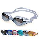 billiga Swim Goggles-Simglasögon Dykning Goggles Glasögonfodral Utomhus Simning Träning Bekväm Kiselgel Polykarbonat PC Annat Annat