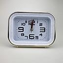 זול דלת חומרה & מנעולים-שעון שעון מודרני מודרני עכשווי פלסטיק מרובע