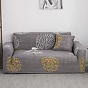 billige Sofa Trekk-slipcovers sofa dekke garnet farget polyester / bomull blanding / stilig grått gren mønster / sofa dekke