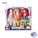 Χαμηλού Κόστους Ρομπότ-Κούκλες σαν αληθινές Κούκλα μόδας Αναγεννημένη κούκλα για μικρά παιδιά Μωρά Κορίτσια 24 inch Δώρο Παιδικό / Εφηβικό Νέα άφιξη Παιδικά Γιούνισεξ / Κοριτσίστικα Παιχνίδια Δώρο