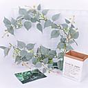 Χαμηλού Κόστους Λάμπες Καλαμπόκι LED-70 ίντσες μακρύ 3 αμπέλια τοίχο κρέμονται γάμου ποιμενική τοίχο εγκαταστάσεων κρέμεται λουλούδι