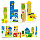 ราคาถูก บล็อกโฟม-Building Blocks ปฏิสัมพันธ์ระหว่างพ่อแม่และลูก ของเด็ก ทั้งหมด 1 pcs