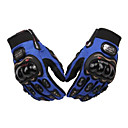 זול רכב הגוף קישוט והגנה-אצבע מלאה יוניסקס כפפות אופנוע ניילון נושם / עמיד לזעזועים / מגן