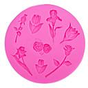 billige Kunsthåndverk-1pc silica Gel Bedårende Kreativ Kjøkken Gadget GDS Kake For kjøkkenutstyr Cake Moulds Bakeware verktøy