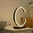 povoljno Stolne svjetiljke-Umjetnički New Design Stolna lampa Za Spavaća soba / Study Room / Office Metal AC100-240V