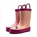 זול חליפות רטובות,חליפות צלילה וחולצות ראש-גארד-בנות מגפי גשם סינטטיים מגפיים פעוט (9m-4ys) / ילדים קטנים (4-7) פוקסיה / ורוד אביב / קיץ