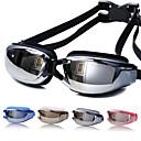 ราคาถูก แว่นตาดำน้ำ-แว่นตาว่ายน้ำ การว่ายน้ำ ยางทำจากซิลิคอน PC Others สีเงิน