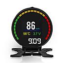 billige Ergonomiske displayer-hudbilhodet opp displaymotorer digitale projektorer instrumenthastighetsmåler p15