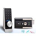 billige Smartlamper-leilighet b&b kort nøkkel passord lås wifiapp bluetooth lås smart dørlås