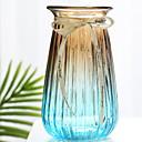 billige Vaser & Kurv-Kunstige blomster 1 Gren Klassisk Stilfull Vase