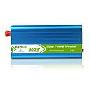 זול ממיר כוח-חם סינוס טהור גל 500w מהפך כוח dc12 / 24v-ac220v / 110v איכות גבוהה המכונית / מהפך חשמל הביתה