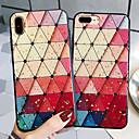 billige Stearinlysdesign-Etui Til Apple iPhone XS / iPhone XR / iPhone XS Max Støtsikker / Støvtett / Vannavvisende Bakdeksel Geometrisk mønster Myk TPU