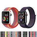 זול תיק חיתולים-ניילון לולאה רצועת הלהקה wristband פרק כף היד עבור Apple סדרה סדרה 4/3/2/1 שעון חכם
