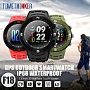 זול כיסויים להגה-stf18 gps לצפות גברים ספורט חכם לצפות כושר גשש קצב הלב צג לשחות מעקב ip68 smartwatch להתחבר ios טלפון אנדרואיד