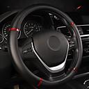 זול כיסויים להגה-רכב אוניברסלי ההגה כיסוי עור מלאכותי נוח ללא להחליק רכב היגוי כיסוי גלגל
