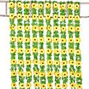 baratos Flores Artificiais & Vasos-Flores artificiais 1 Ramo Clássico De Parede Acesssórios de Palco Estilo simples Girassóis Flores eternas Guirlandas & Flor de Parede