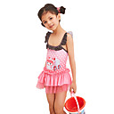 Χαμηλού Κόστους Παιδικά Slipper-Κοριτσίστικα Μαγιό Μαγιό Αναπνέει Γρήγορο Στέγνωμα Αμάνικο Κολύμβηση Σέρφινγκ Θαλάσσια Σπορ Ζωγραφιά Φθινόπωρο Άνοιξη Καλοκαίρι / Μικροελαστικό / Παιδικά