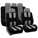 billige Setetrekk til bilen-9 stk bilsete deksler sett for 5 seters bil universell applikasjon 4 sesonger tilgjengelig