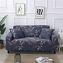 baratos Cobertura de Sofa-2019 novo e elegante simplicidade impressão tampa do sofá sofá stretch slipcover tecido super macio retro venda quente tampa do sofá