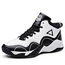 Χαμηλού Κόστους Αντρικά Αθλητικά Παπούτσια-Ανδρικά Παπούτσια άνεσης Φο Δέρμα Άνοιξη / Φθινόπωρο Αθλητικό Αθλητικά Παπούτσια Μπάσκετ Μη ολίσθηση Μαύρο / Μαύρο και Άσπρο / Μαύρο / Κόκκινο