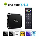Χαμηλού Κόστους TV Box-x96 mini καιroid tv box x96mini android 7,1 έξυπνο tv κουτί 2gb 16gb amlogic s905w quad πυρήνα 2,4ghz wifi android 9,0 1gb8gb