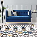 זול שטיחים-שטח שטיחים צורות גיאומטריות polyster, מלבני איכות מעולה שָׁטִיחַ
