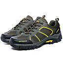 ราคาถูก รองเท้าและอุปกรณ์เสริม-สำหรับผู้ชาย รองเท้าผ้าใบ รองเท้าเดินป่า ระบายอากาศ ป้องกันการลื่นล้ม สบาย วิ่ง การเดินเขา การปีนหน้าผา ฤดูใบไม้ร่วง ฤดูใบไม้ผลิ สีเทาเข้ม อาร์มี่ กรีน