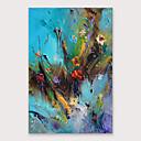 ราคาถูก ภาพวาดแอบสแตรก-ภาพวาดสีน้ำมันแขวนทาสี มือวาด - แอ็ปสแต็ก ที่ทันสมัย รวมถึงด้านในกรอบ