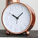 זול הד פיס למסיבות-שעון מעורר אנלוגי מתכת רוח עצמית אוטומטית 1 pcs