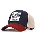 זול קסדות ומסכות-כל העונות לבן שחור אודם כובע בייסבול פרחוני כותנה אקריליק עבודה בסיסי יוניסקס