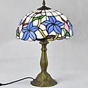 זול מנורות שולחן-מסורתי / קלסי עיצוב חדש מנורת שולחן עבור חדר שינה / משרד מתכת 220V