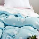 זול שמיכות וכיסויי מיטה-נוֹחַ - 1 יחידה שמיכה קיץ & אביב כותנה פרחוני