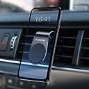 billige Wall Tapestries-Klippbil avgang magnetisk brakett for 3,5-7 tommers smarttelefon