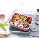 baratos Frascos e Caixas-1 - Peça Lancheiras Pratos Ferramentas louça Plástico Adorável Criativo