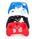 billiga Xbox One Tillbehör-XBOX ONE Game Controller Case Protector Till Xlåda One ,  Ny Design Game Controller Case Protector Silikon 1 pcs enhet
