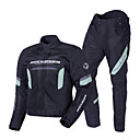 זול קסדות ומסכות-SRATE אופנוע בגדים סט מכנסיים סט ל שך גברים polyster סתיו / קיץ חם יותר / איכות מעולה