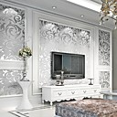 cheap Wall Murals-Wallpaper Nonwoven Wall Covering - Adhesive required Print
